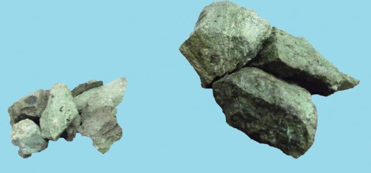Ferroalloys (FESIMN AND FECR) slag crushed aggregate